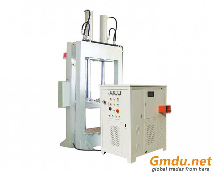 Hot Press Machine For Wood Forming