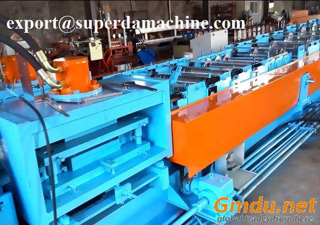 Cable Tray Production Line