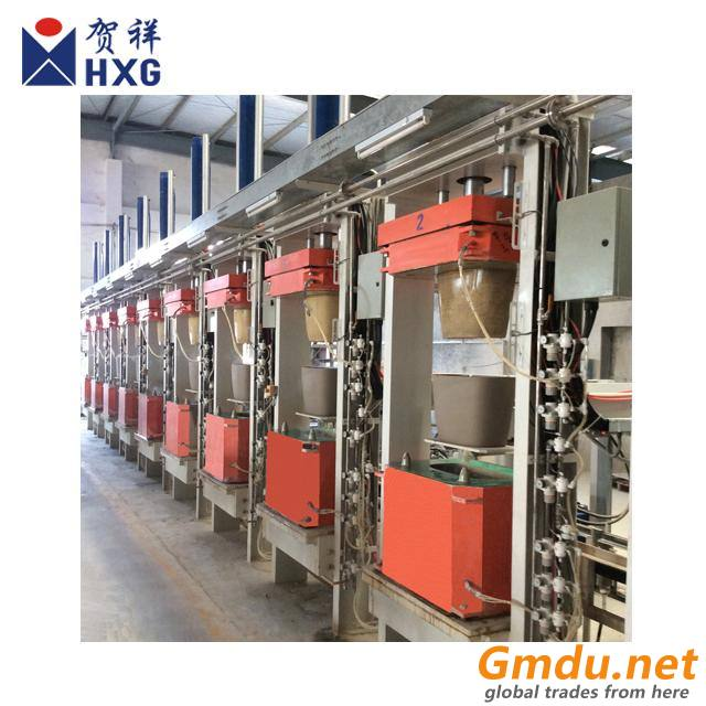 high pressure casting machine with tank