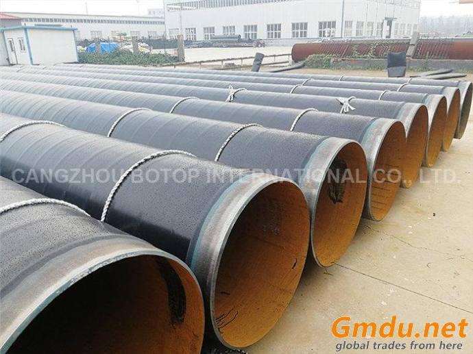 API 5L Grade X70 LSAW Steel Pipe