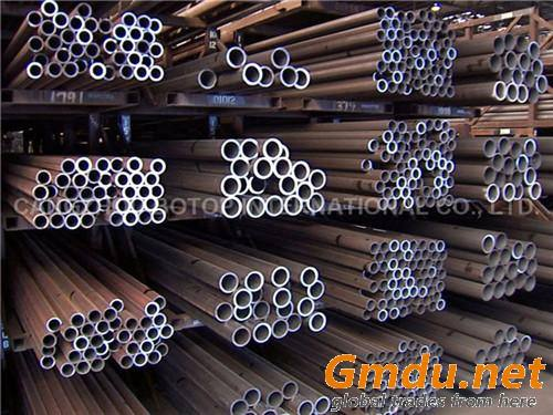 ASTM A 106 Black Carbon Seamless Steel Pipe