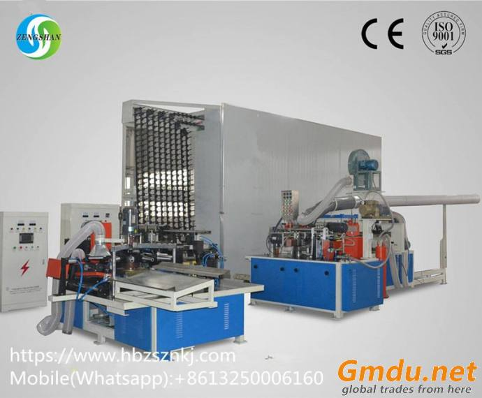 Automatic/high speed/automatic conical paper tube production line