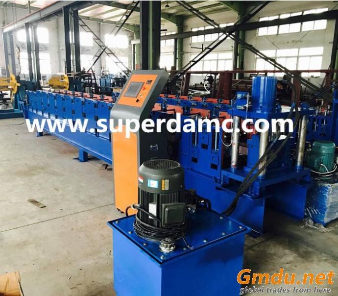 Superda C Channel Purlin Roll Forming Machine