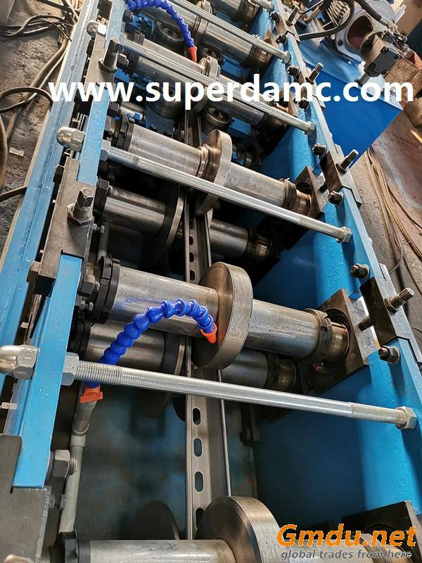 Superda C Channel Roll Forming Machine for Solar Bracket Support