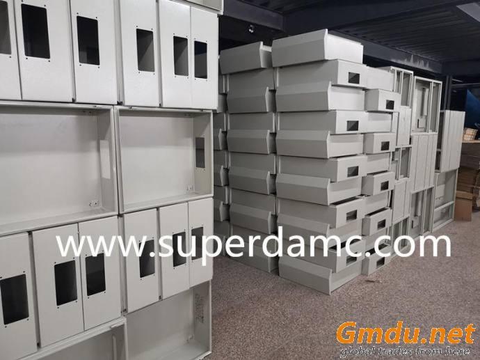 Electric box distribution cabinet enclosure production line