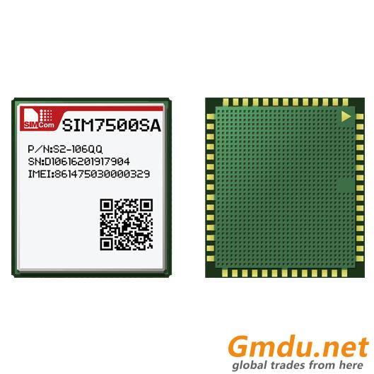 Wireless module SIMCOM CAT1 LTE 4G module SIM7500SA FDD LTE module