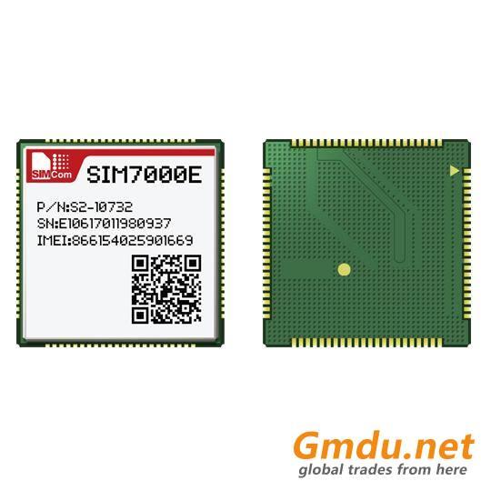 SIMCOM LTE module SIM7000E 4G CAT-M1 eMTC NBIoT module