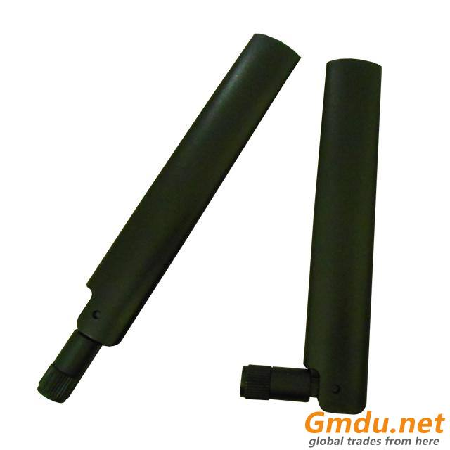 LTE External 4g Router Rubber Antenna For 746 & 824-960 & 1710-2170, 2300-2500 & 2700MHz