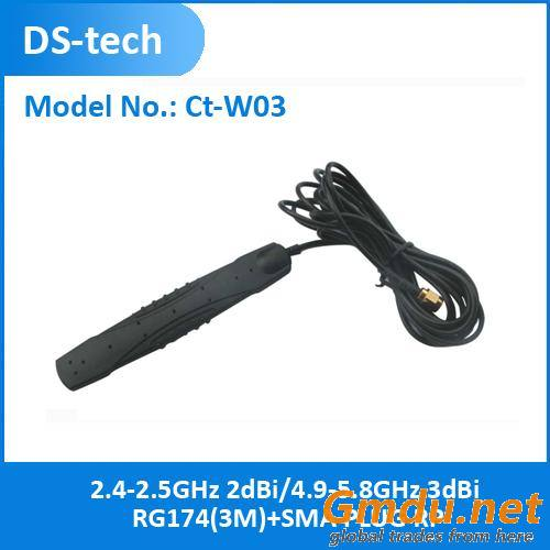 wifi 2.4GHz/5.8GHz antenna external antenna Wifi antenna long range ANT-W03