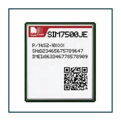 SIMCOM CAT1 LTE 4G module SIM7500JE FDD LTE module