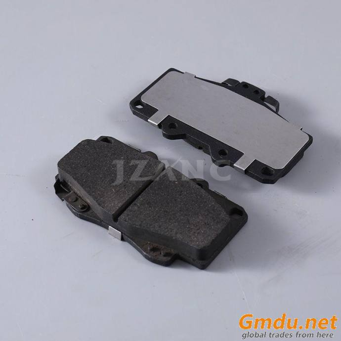 High performance passenger car Ceramic Brake Pad