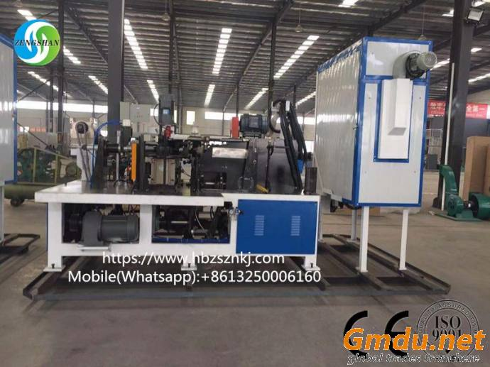 ZSZ-2020 automatic conical paper tube production line after finishing part