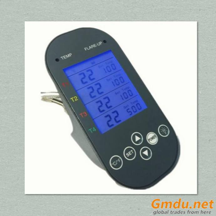 Wireless Bluetooth Meat Thermometer Grill Thermometer