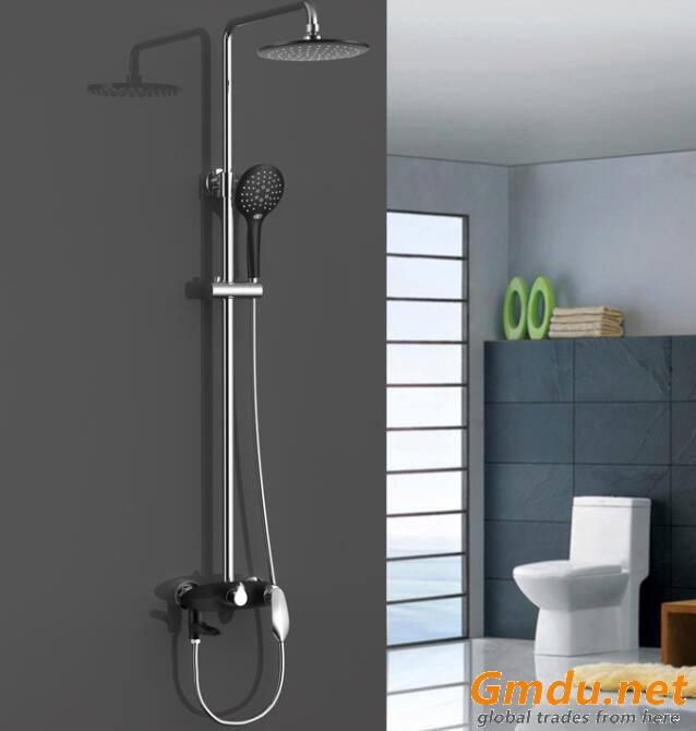 Shower Set With Three Functions