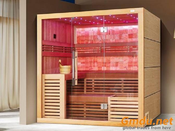 Luxury Sauna Room