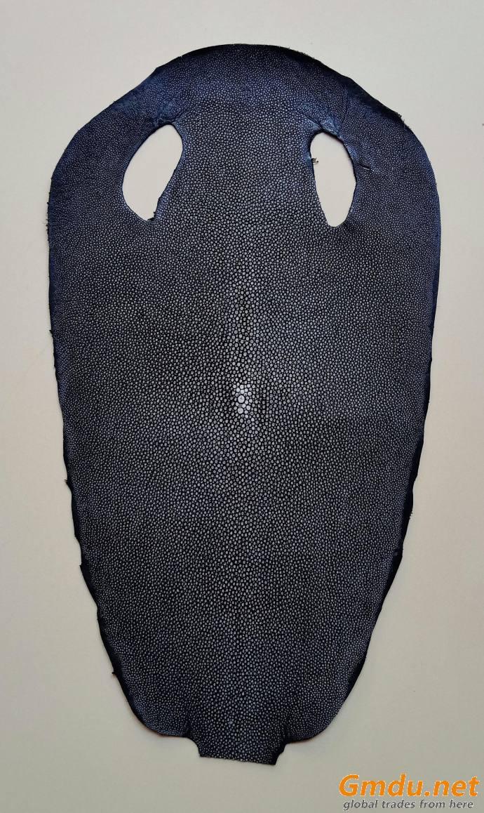 Genuine Polished Stingray Skin