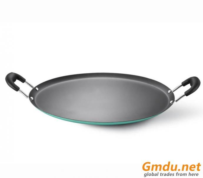 carbon steel non stick comal pan