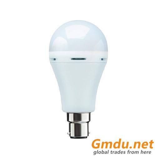 AC-DC Rechargeable LED Bulb (9 Watt)