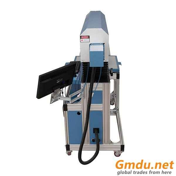 600mm Large Format Glass Tube Fine Marking Machine