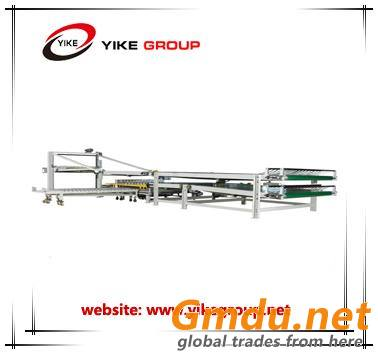 Double layer automatic gantry stacking machine