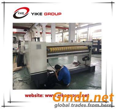 NC-30D NC Cutter Helical Knives Machine used inAutomatic corrugated cardboard production line