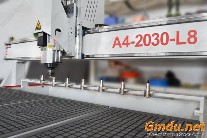 ATC Wood CNC Router