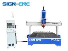 4 axis ATC CNC Router machine for woodworking 2030