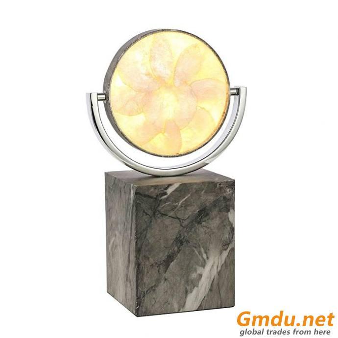 1 Light Led Model Metal Shell Table Lamp NC9255T-1