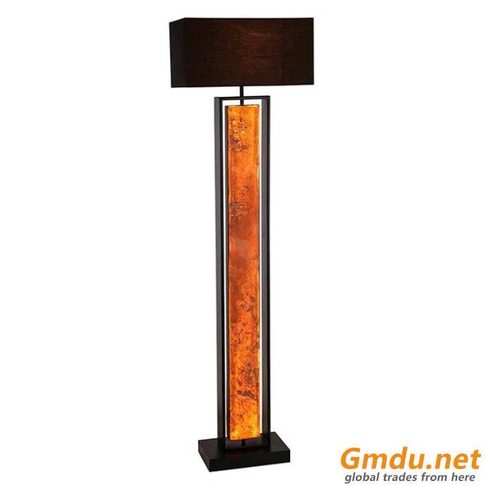 1 Light Led Metal Shell Floor Lamp NC19243F-1L