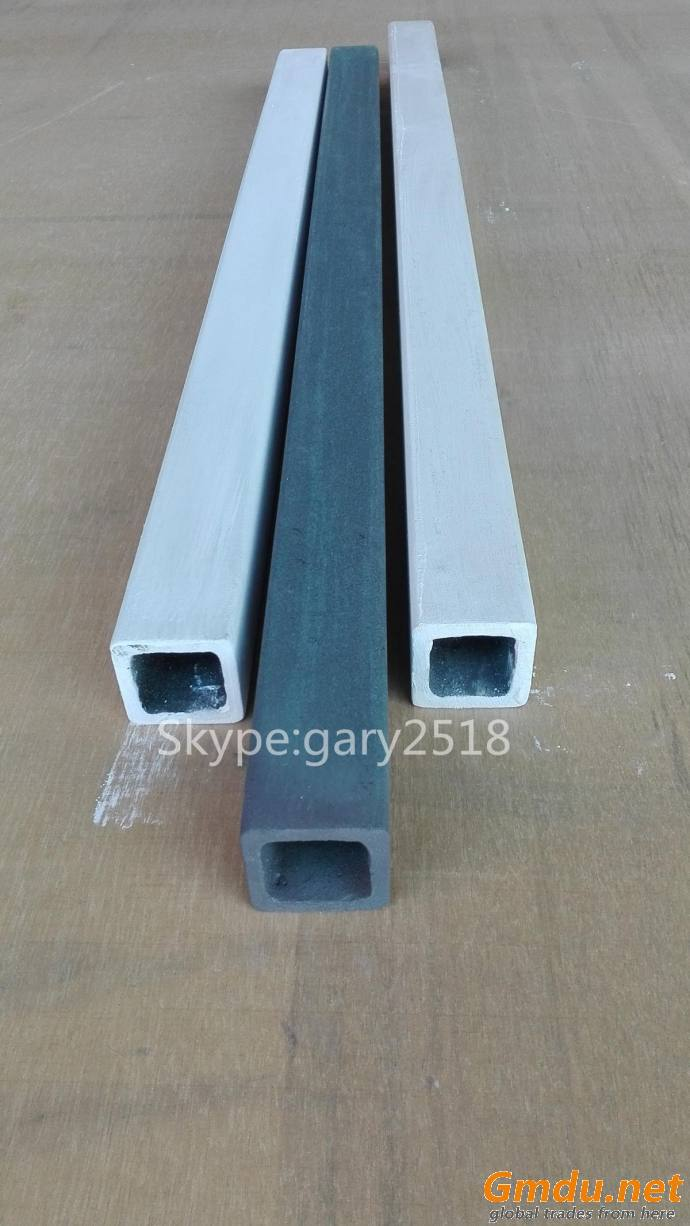 RSiC Beam as kiln furniture, ReSiC beam, RSIC support Post (SiC Beam with silicon carbide ceramics)