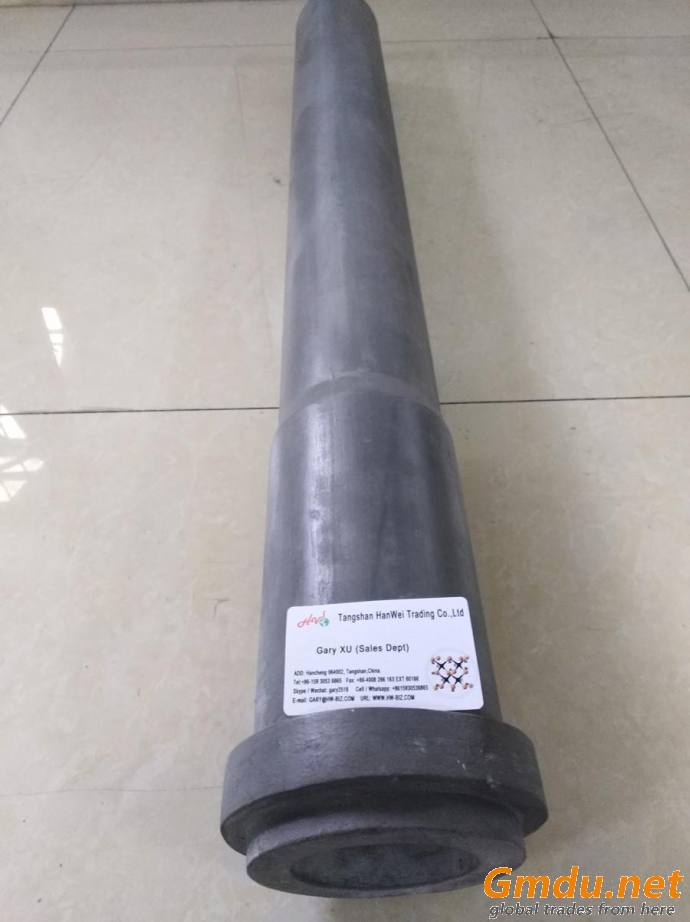NSiC riser tube with nitride bonded SiC ceramic stalk, Stalk ceramics, Riser tubes, Riser pipes, silicon carbide riser tube, Si3N4 SiC casting stalk