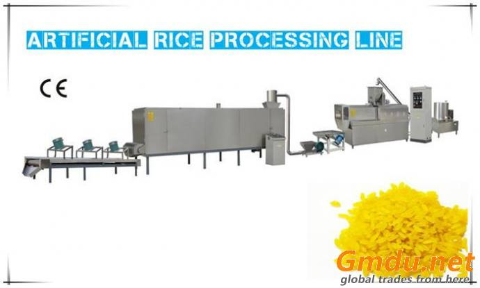 Aritificial Rice Processing Line