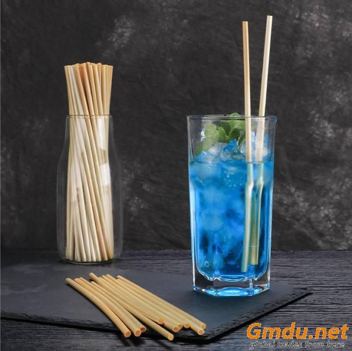 Biodegradable compostable straws