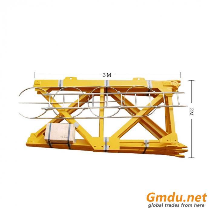 Construction Tower crane QTZ63 TC5013 With L46A1 Mast Section