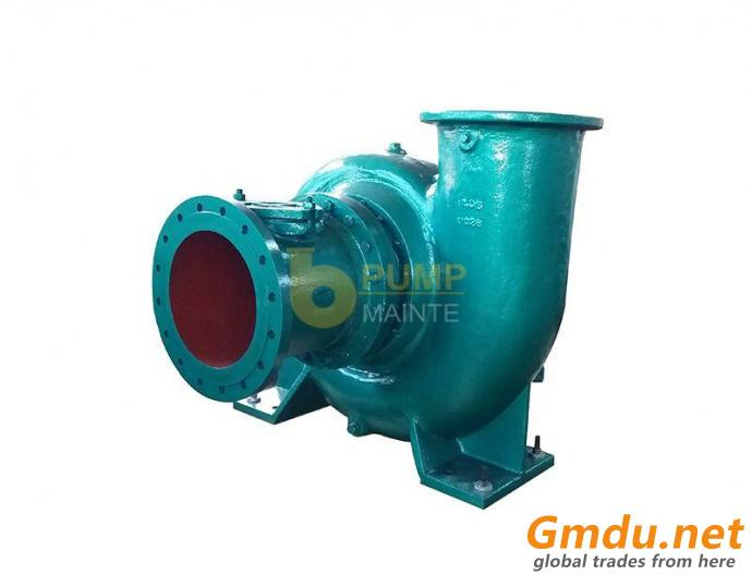 Non-clogging pulp pump widely used in sewage treatment paper mills
