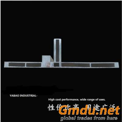 Industrial Aluminum Profile extrusions