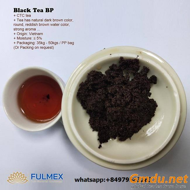 balck tea CTC BP
