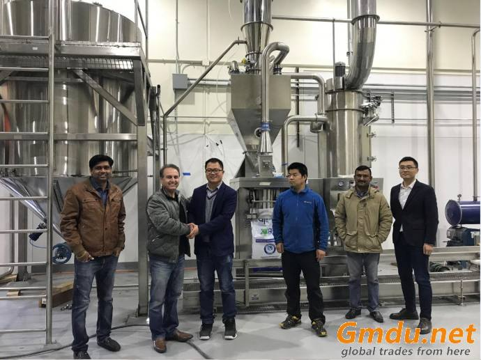 wheat flour bagging machine protein packer packing machine food powder packaging machine