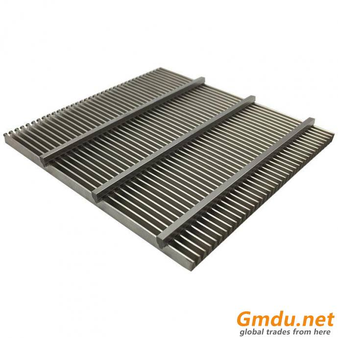 Custom Flat Wedge Wire Screen Panel
