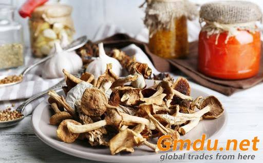 Dried Honey Agaric mushrooms