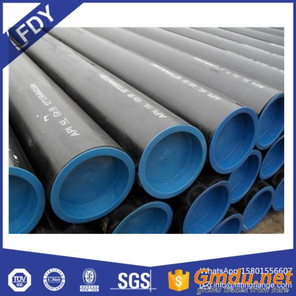carbon steel API 5L seamless pipe