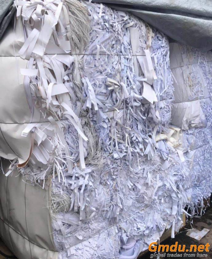 Sell waste paper Hard White Shavings (HWS) 400MT/month