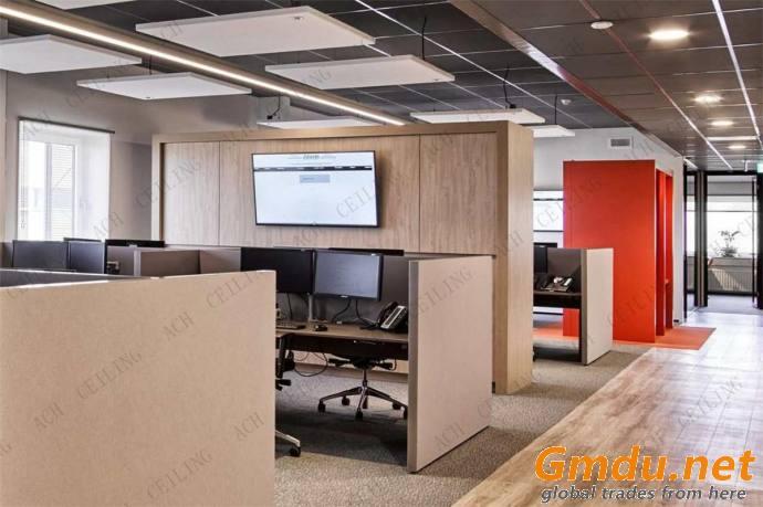 ACH Acoustical Fiberglass Ceiling Panels Suspension Systems