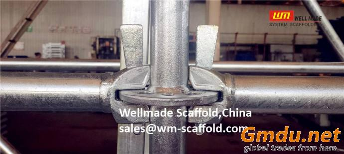 Ringlock Scaffolding Construction Steel Materials