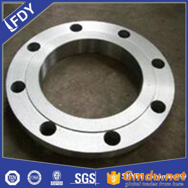 Plate flange TYPE 01A/B