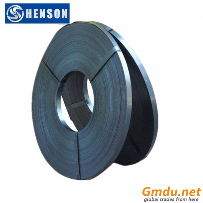 Oil quenching + tempering blue 65mn ASTM1566 Cold Rolled high tensileHigh Carbon Spring Steel strip