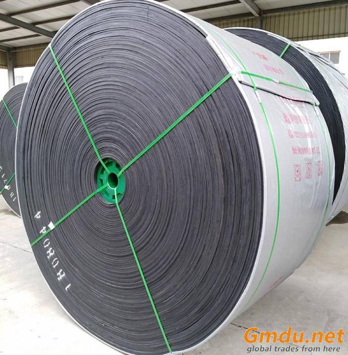 Fire Resistant Steel Cord Conveyor Belt for Coal Mine