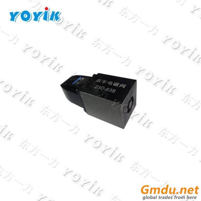 YOYIK supplies solenoid valve 23D-63B