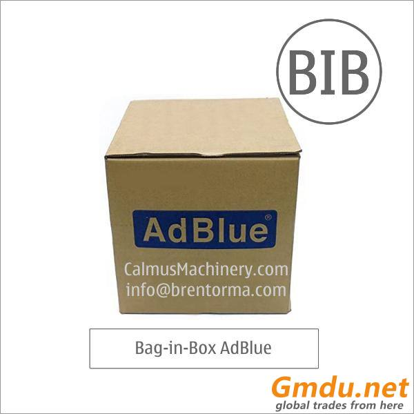 Fully-automatic BiB AdBlue DEF Filling Machine Bag-in-Box Filler