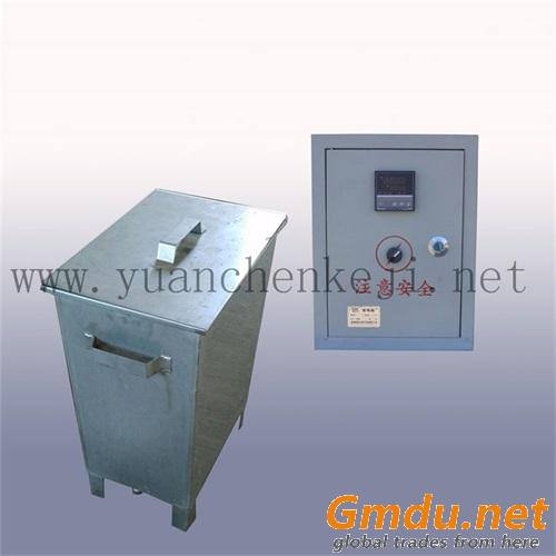 Laminated Safety Glass High Temperature Test